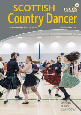 Scottish Country Dancer Vol 27 October 2018