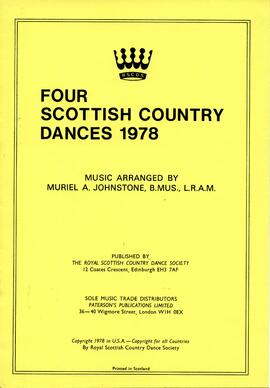 Four Scottish Country Dances 1978