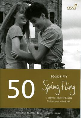 Royal Scottish Country Dance Society Book 50 Spring Fling 12 Scottish Country Dances