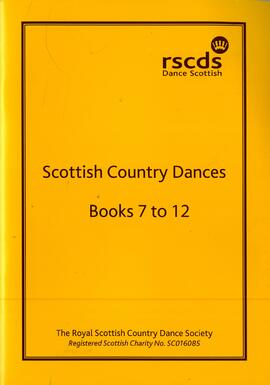 Scottish Country Dances Books 7-12