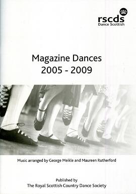 Magazine Dances 2005-2009