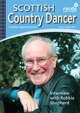 Scottish Country Dancer Vol 23 October 2016