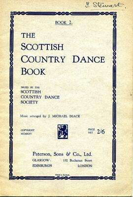 The Scottish Country Dance Book - Book 2
