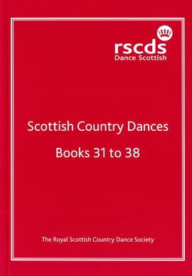 Scottish Country Dances Books 31-38