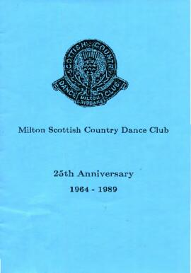 Milton (Brisbane) Scottish Country Dance Club