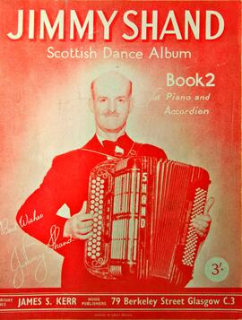Jimmy Shand Scottish Dance Album Book 2