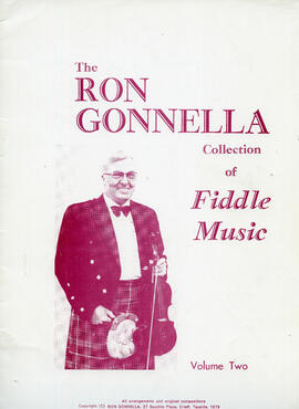 The Ron Gonella Collection of Fiddle Music Volume Two