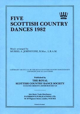 Five Scottish Country Dances 1982
