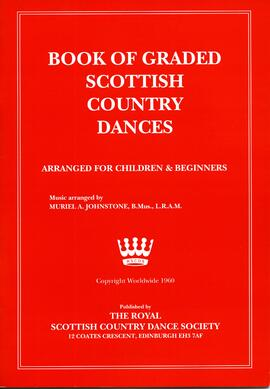 Book of Graded Scottish Country Dances Revision 1998