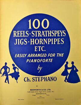 100 Reels, strathspeys,  jigs and Hornpipes