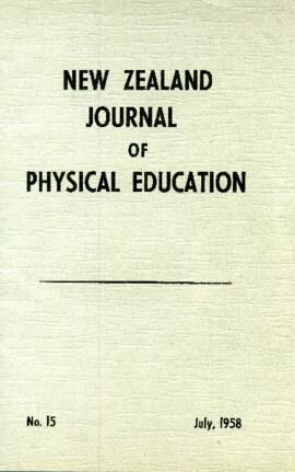 New Zealand Journal of Physical Education No.15