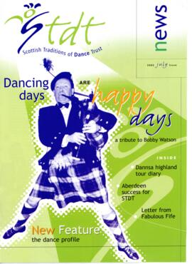 Scottish Traditions of Dance News July 2002 Issue