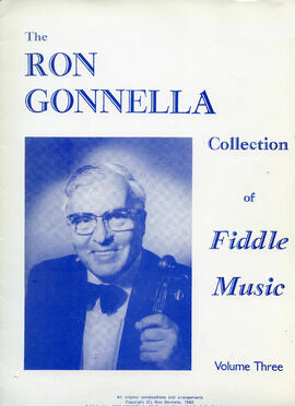 The Ron Gonella Collection of Fiddle Music Volume Three