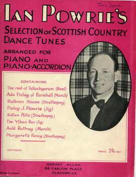 Ian Powrie's Selection of Scottish Country Dance Tunes