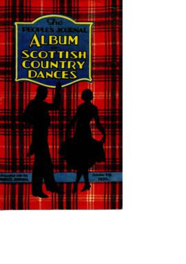 The People's Journal Album of Scottish Country Dances 4 October 1930