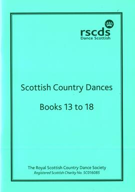 Scottish Country Dances Books 13-18