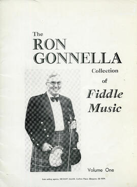 The Ron Gonella Collection of Fiddle Music Volume One