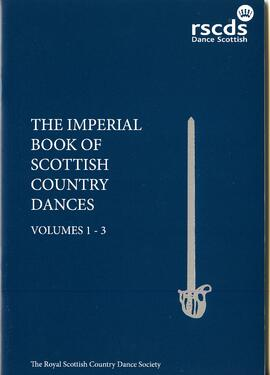 Imperial Book of Scottish Country Dances Volumes 1-3 Combined Edition