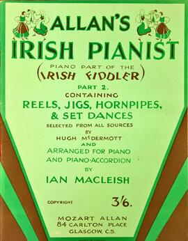 Allan's Irish Pianist Part 2