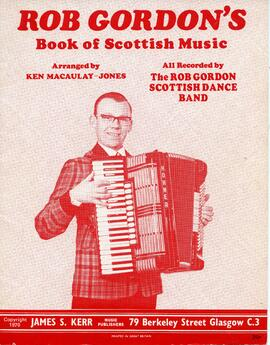 Rob Gordon's Book of Scottish Music