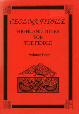 Highland Tunes for the Fiddle Volume 4