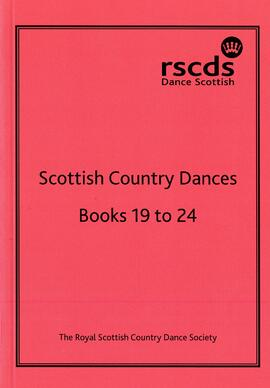 Scottish Country Dances Books 19-24