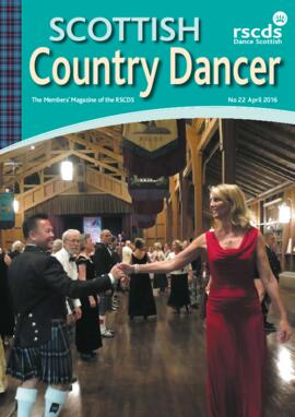 Scottish Country Dancer Vol 22 April 2016