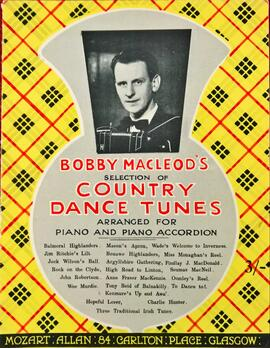 Bobby MacLeod's Selection of Country Dance Tunes