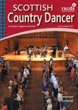 Scottish Country Dancer Vol 25 October 2017