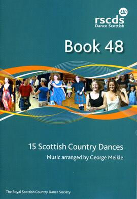 Royal Scottish Country Dance Society Book 48 15 Scottish Country Dances