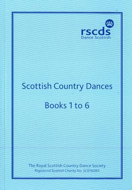 Scottish Country Dances Books 1-6
