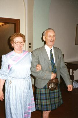 Sheena MacLeod and Unknown