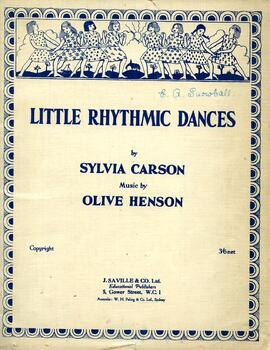 Little Rhythmic Dances