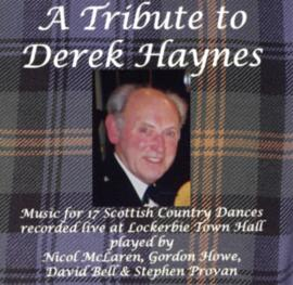 A Tribute to Derek Haynes