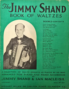 The Jimmy Shand Book of Waltzes Book2