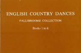 English Country Dances - Fallibroome Collection