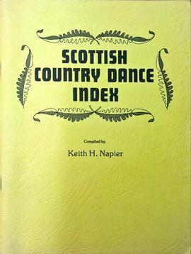 Scottish country dance Index 1978 and 1988 editions