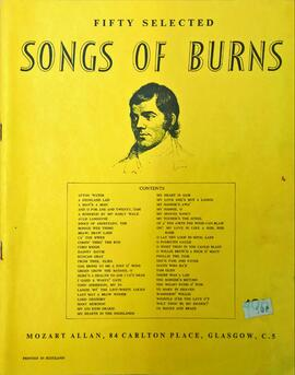 Songs of Burns