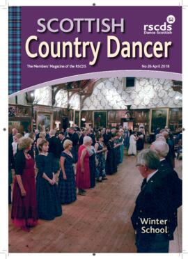 Scottish Country Dancer Vol 26 April 2018