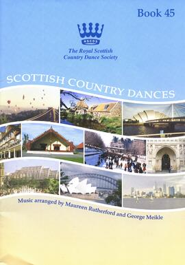 Scottish Country Dances Book 45