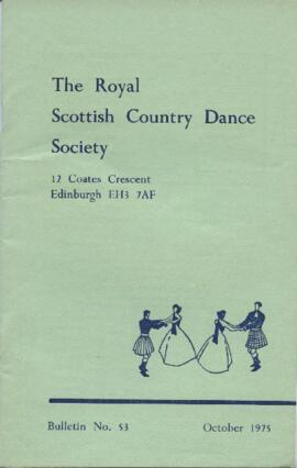 Bulletin No. 53, October 1975