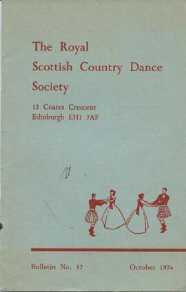 Bulletin No. 52, October 1974