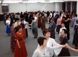 Tokai- photograph taken at the New Year dance & Weekend School
