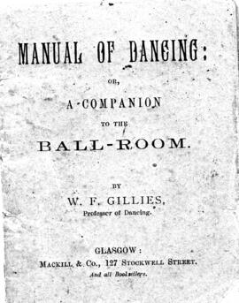 Manual of Dancing or, A Companion to the Ball-Room