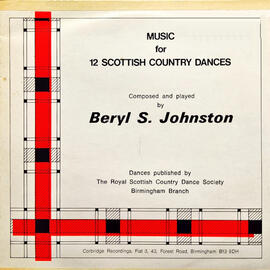 Music for 12 Scottish Country Dances