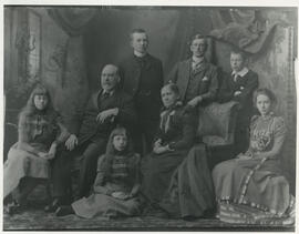 Photograph of The Milligan Family