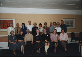 Photograph of participants at the Examiners' Seminar 1999
