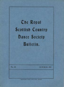 Bulletin No. 35 October 1957