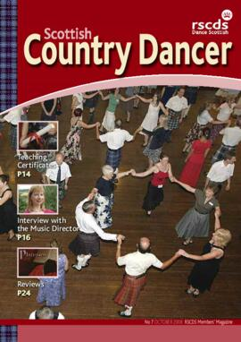 Scottish Country Dancer No. 7 October 2008