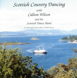 Scottish Country Dancing with Callum Wilson